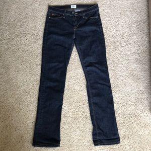 Hudson Tilda midrise cigarette jeans